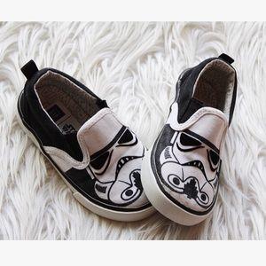 Star Wars Slip On shoes
